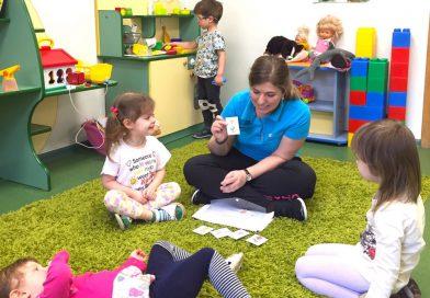 Частный детский сад: преимущества