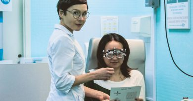 Как пройти проверку зрения в оптике?