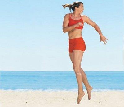 8 волейбольных упражнений для похудения