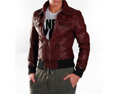 Большой выбор дублёнок и кожаных курток в магазине NORTON
