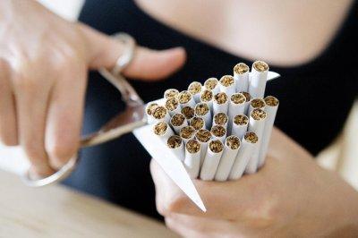 Бросаем курить и не толстеем