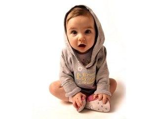 Даже младенцы могут быть модными