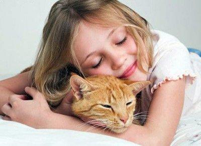 Держать дома кошку полезно для здоровья!