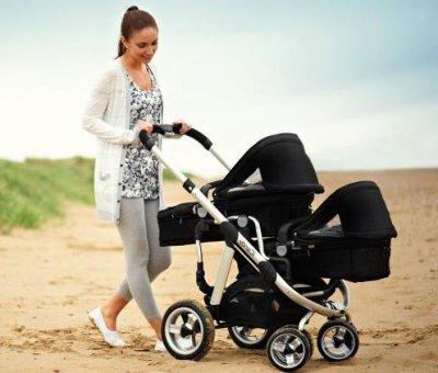 Детская коляска для новорожденного: как выбрать?