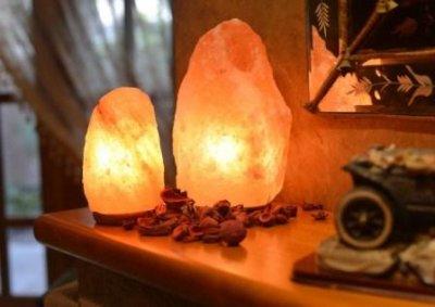 Достоинства солевых ламп