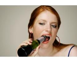 Как алкоголь влияет на внешний вид?
