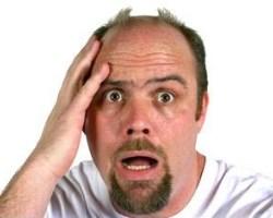 Как бороться с выпадением волос у мужчин?