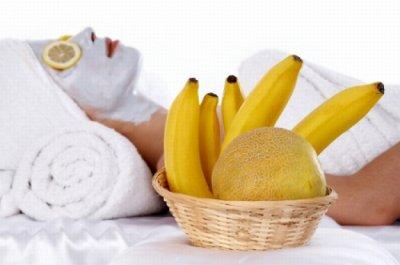 Как использовать банан для приготовления масок