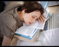 Как избежать дневной сонливости