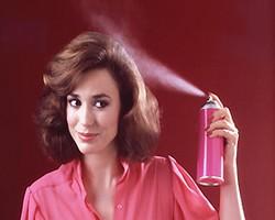 Как лак для волос может повлиять на их здоровье?