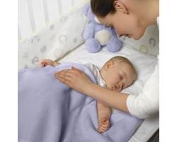 Как выбрать одеяло для ребенка