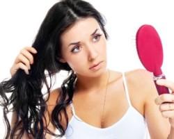 Выпадение волос, причины и лечение