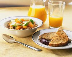Завтрак – залог успешного дня