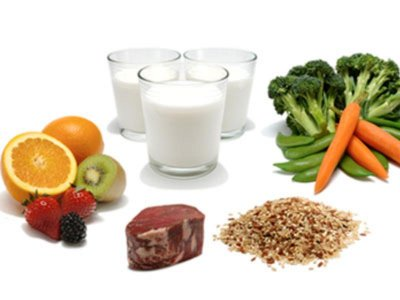 Здоровое питание - путь к красоте, здоровью и долголетию